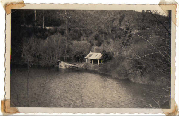Glenbower Lake 1956